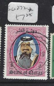 QATAR  (P0304BB)  SHEIKH  SG 272       VFU