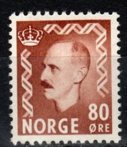 Norway #317 F-VF Unused CV $3.00  (SU8580)