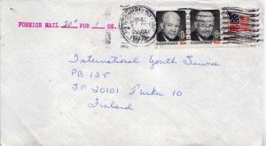 United States Americana Issue 15c Americana 1978 Syracuse, NY 132 Airmail to ...