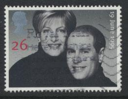 Great Britain SG 2096  Used    - Royal wedding