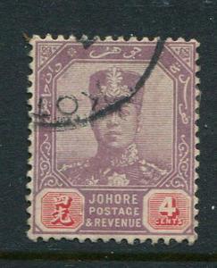 Johore #62 Used