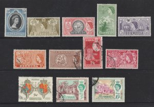 Bermuda a small lot of early QE2