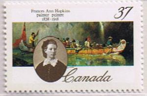 Canada Mint VF-NH #1227 Frances Ann Hopkins