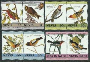 1985 Nevis 268-275Paar Birds 7,00 €
