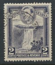 British Guiana SG 309a Fine Used perf 13 x 14  see details (Sc# 231 see detai...