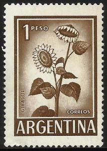 Argentina 1961 Scott# 690 MNH