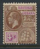 British Guiana SG 275 Mint Hinged  (Sc# 194 see details)