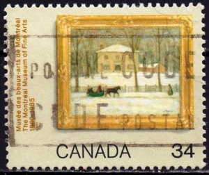 Canada. 1985. 985. Painting. USED.