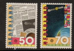 NETHERLANDS SG1420/1 1983 EUROPA MNH