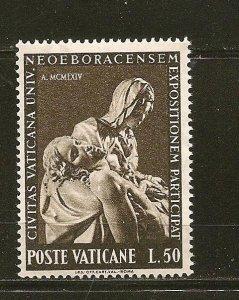 Vatican City 384 MNH