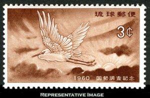 Ryukyu Islands 1992 74 Mint never hinged.