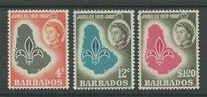 1962 Boy Scouts Association Barbados