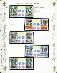 Solomon Islands - 1985