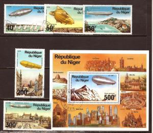 Niger  # C 273 - 78  used   CTO