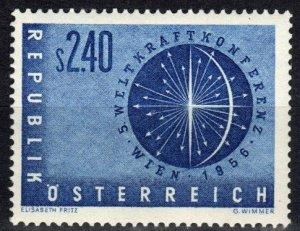 Austria #611 MNH CV $11.00 (X2494)