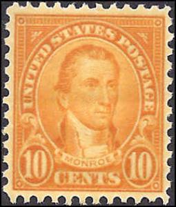 642 Mint,OG,NH... SCV $5.50