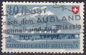Switzerland #B165 F-VF Used  CV $7.50 (Z3970)