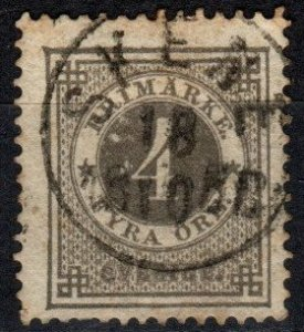 Sweden #29 F-VF  Used  CV $3.50 (X5148)