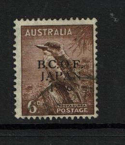 Australia SG# J4, Used - S5135