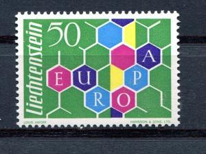 Liechtenstein  Europa #356  Mint VF NH