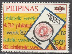 Philippine Is #1667  MNH    (S6354)