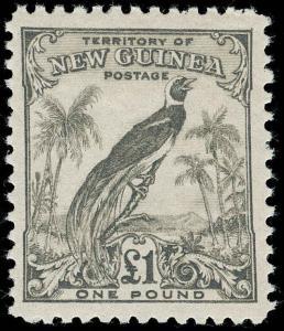New Guinea Scott 31-45 Gibbons 177-189 Mint Set of Stamps