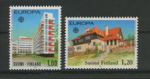 FINLAND-MNH** SET-EUROPA CEPT-1978.