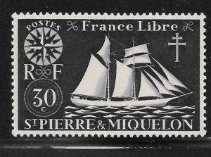Saint Pierre and Miquelon Mint Never Hinged [4159]