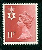 Northern Ireland - #NIMH15 Machin Queen Elizabeth II - MNH