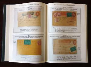 Stamps & Postal History of Vancouver Island & British Columbia, by G. Wellburn