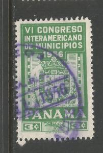 PANAMA 404 VFU H1289