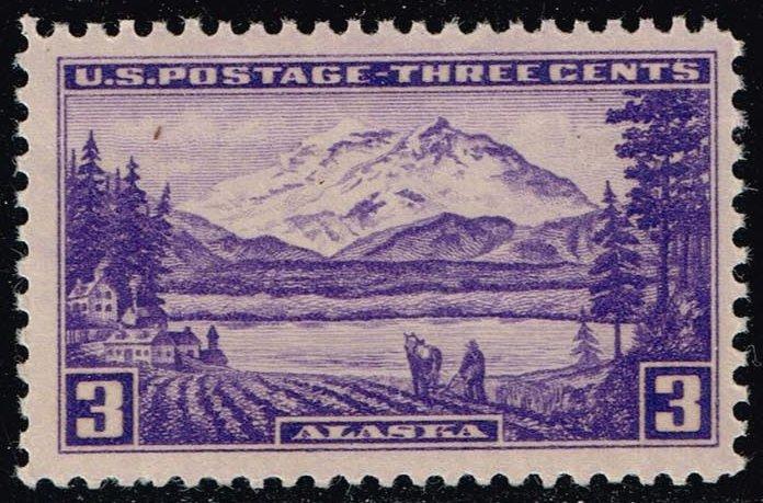 US #800 Alaska Territory; MNH (0.40)