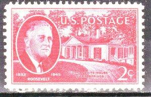 USA # 931  MNH STAMP 1945-46  SEE SCAN