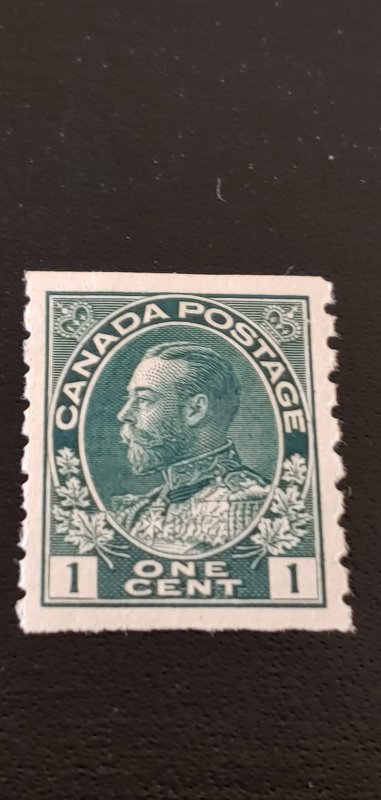 Canada Scott #125 MLH