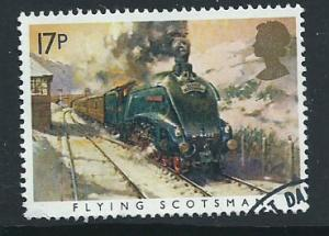 GB QE II   SG 1272 VFU from mailed FDC