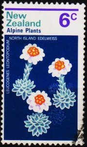 New Zealand. 1972 6c S.G.984  Fine Used