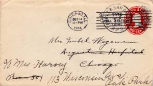 United States, Postal Stationery, U.S. R.P.O.'s, Texas