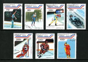 CONGO 838-44 USED $4.30 BIN $1.60