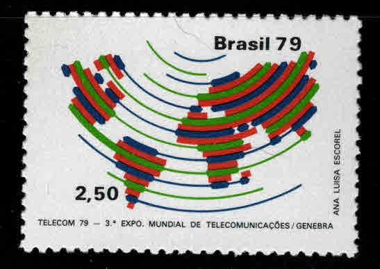 Brazil Scott  1638 MNH** stamp