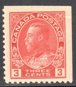 Canada XF NH #109as (Spectacular centering)