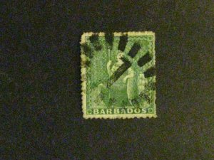 Barbados #15 used  a198.9206