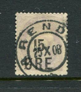 Norway #82 Used