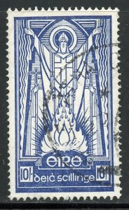 Ireland # 123, Used. CV $ 8.75