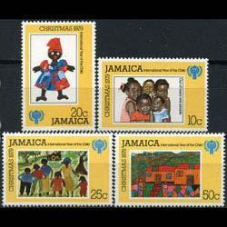 Jamaica MNH 461-4 Christmas 1979