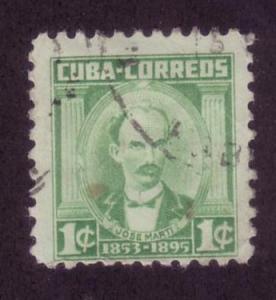 Cuba Sc. # 519 Used