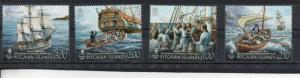 Pitcairn 770-773 MNH