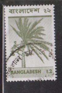 BANGLADESH Scott # 104 Used - Collecting Date Palm Juice