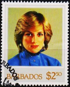Barbados. 1982 $2.50 S.G.708 Fine Used