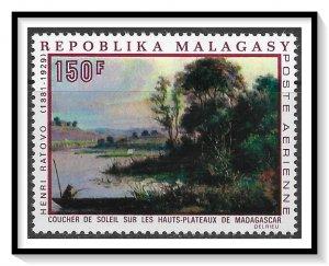 Madagascar #C94 Airmail MNH