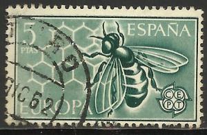 Spain 1962 Scott# 1126 Used